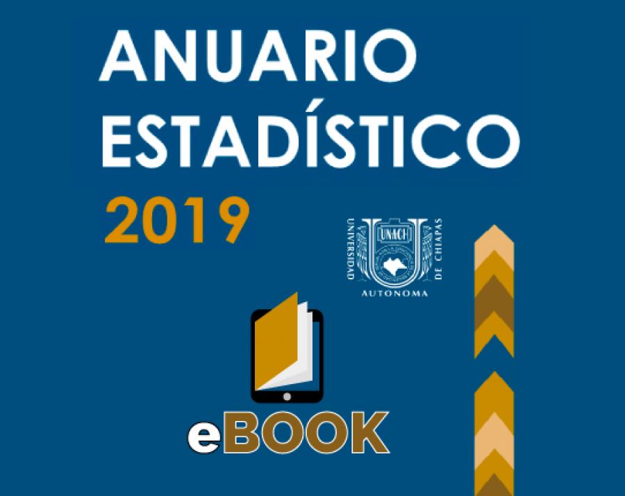 Libro electronico de Anuario Estadístico 2019