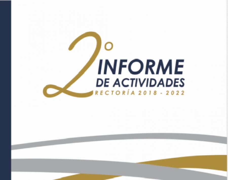 2do. Informe de Actividades 2018-2022